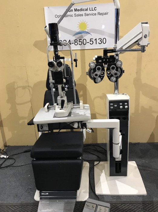 PreOwned Ophthalmic Equipment